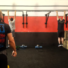 Lat Activation Drill