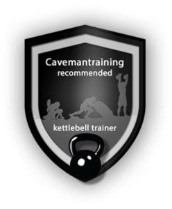 Cavemantraining recommended kettlebell trainer