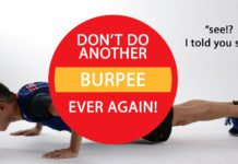 Burpees are bad