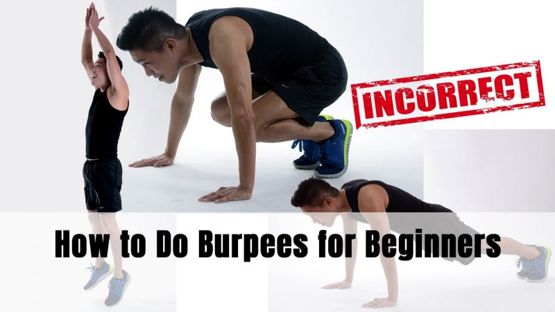 How To Do Burpees For Beginners