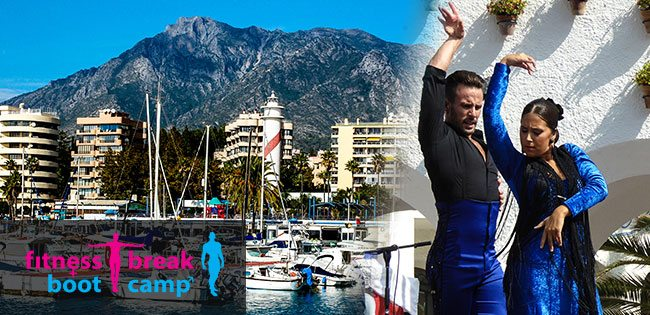 Marbella boot camp cavemantraining