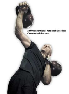 Taco Fleur Unconventional Kettlebell Exercises
