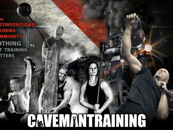 Cavemantraining