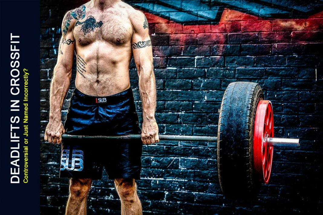 Deadlifts in CrossFit