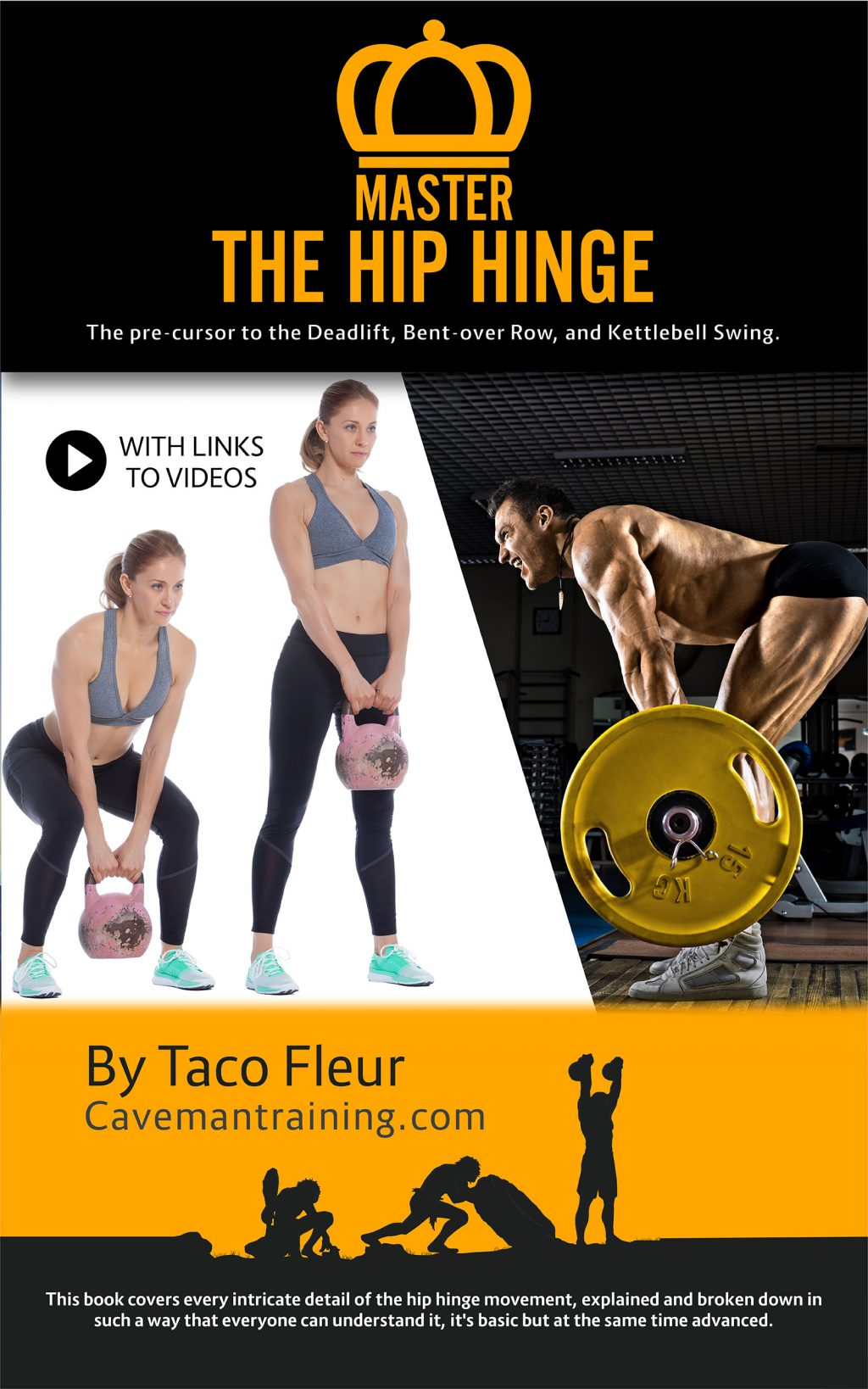 Master The Hip Hinge