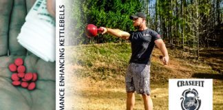 Performance enhancing kettlebells