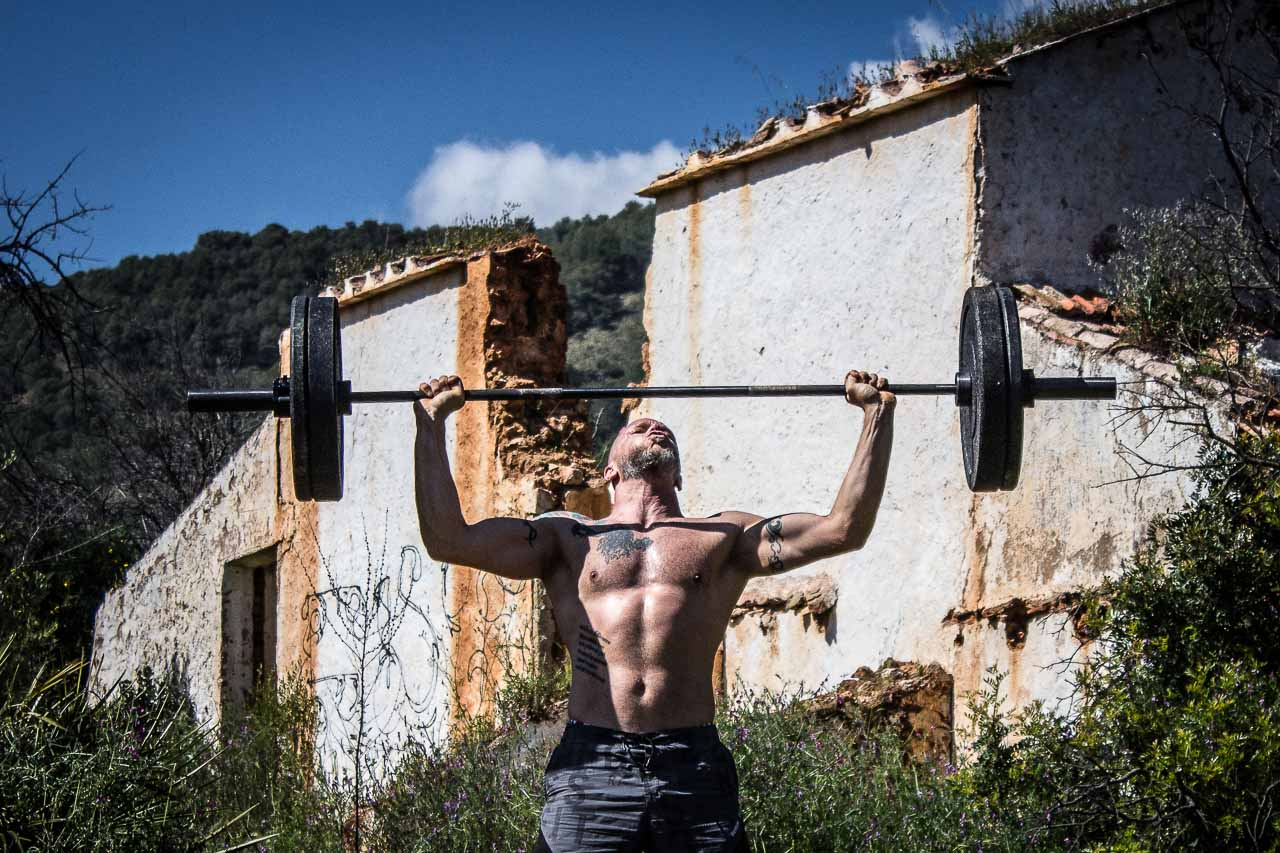 Stock Photo CrossFit T-shirt - Forging Elite Fitness