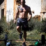 CrossFit Level 1 Trainer Stock Photo for sale