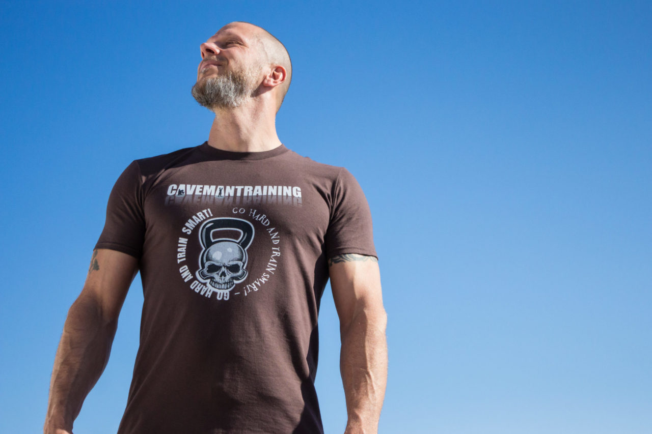 Cavemantraining T-shirt