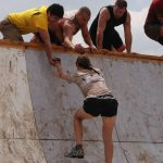 Push through mental toughness