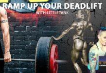 Ramp up your Deadlift