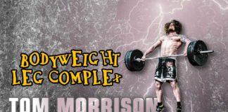 Bodyweight leg complex
