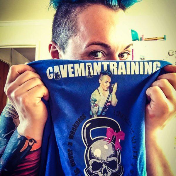 Cavemantraining Female Shirt