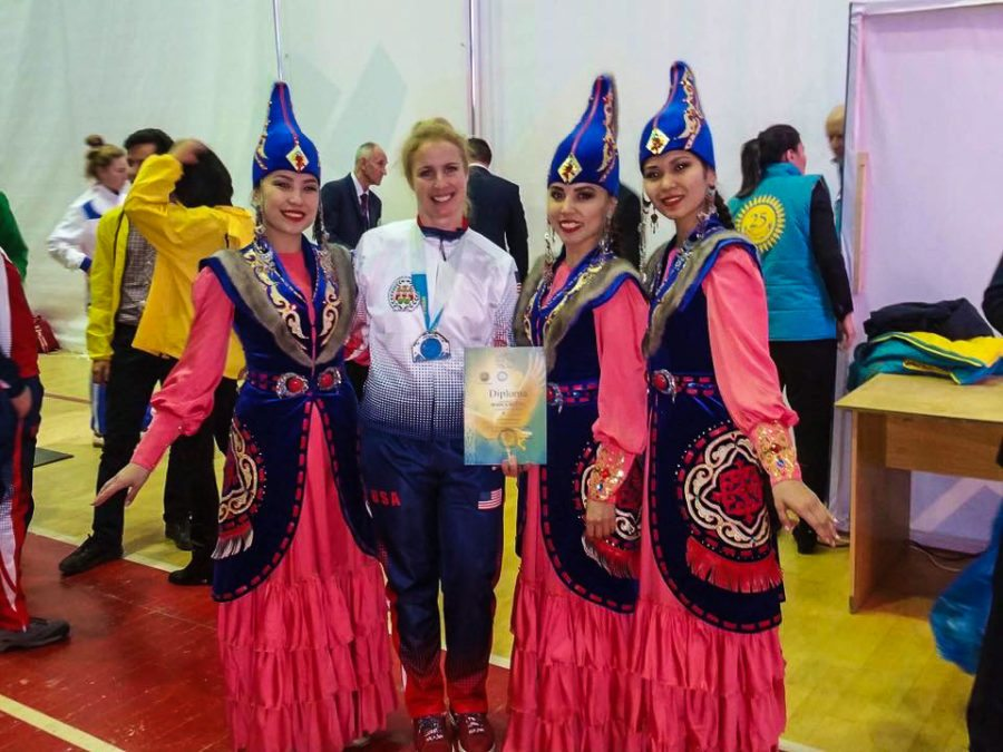 World Championships in Aktobe, Kazakhstan