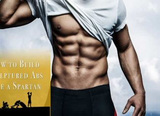 How to Build Sculptured Abs Like a Spartan