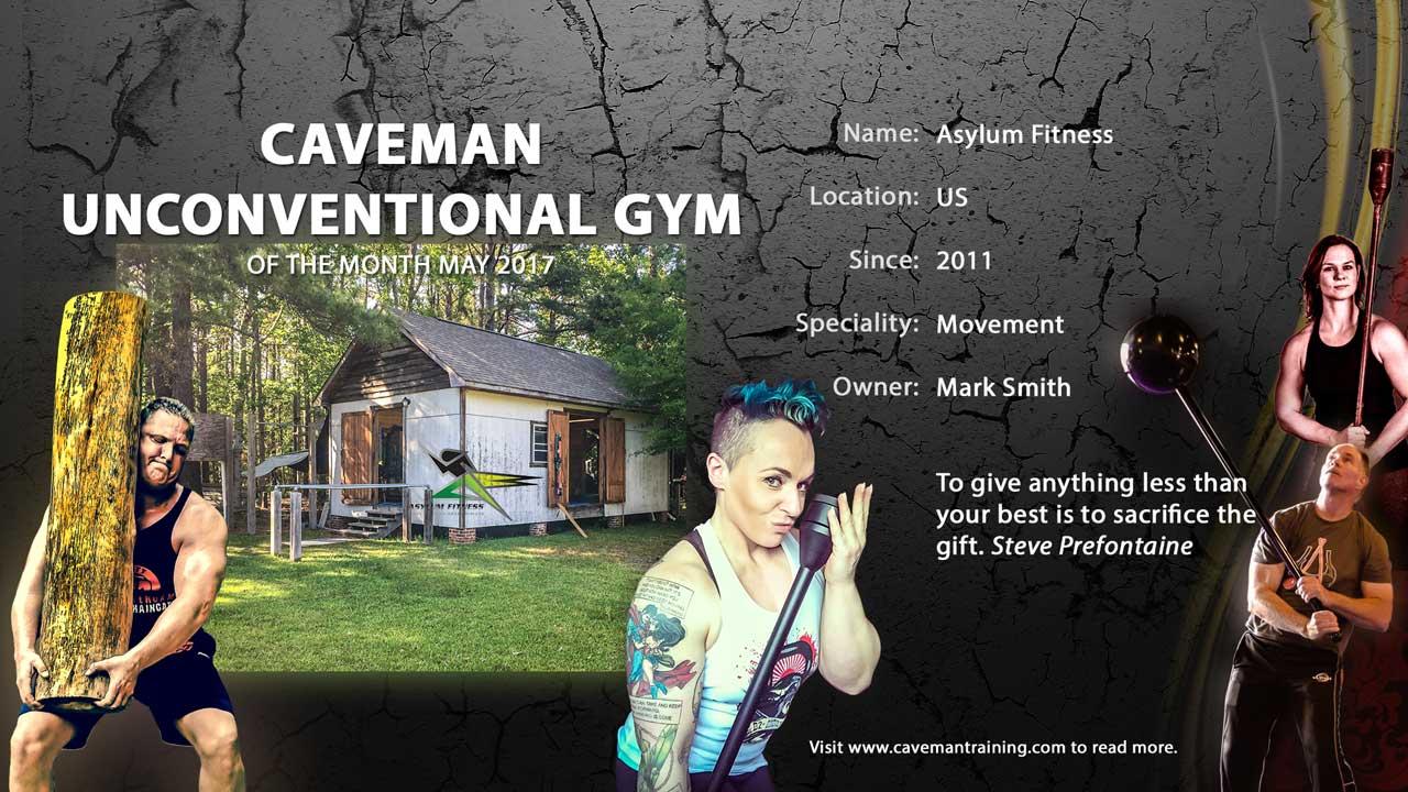 Asylum Fitness