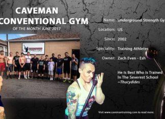Underground Strength Gym / Coach