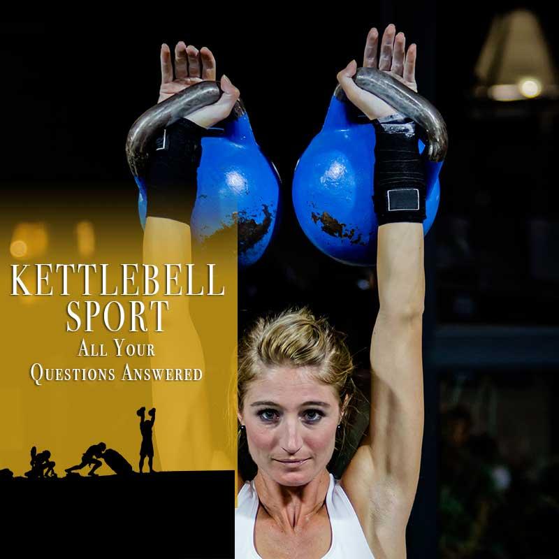 Kettlebell sport female