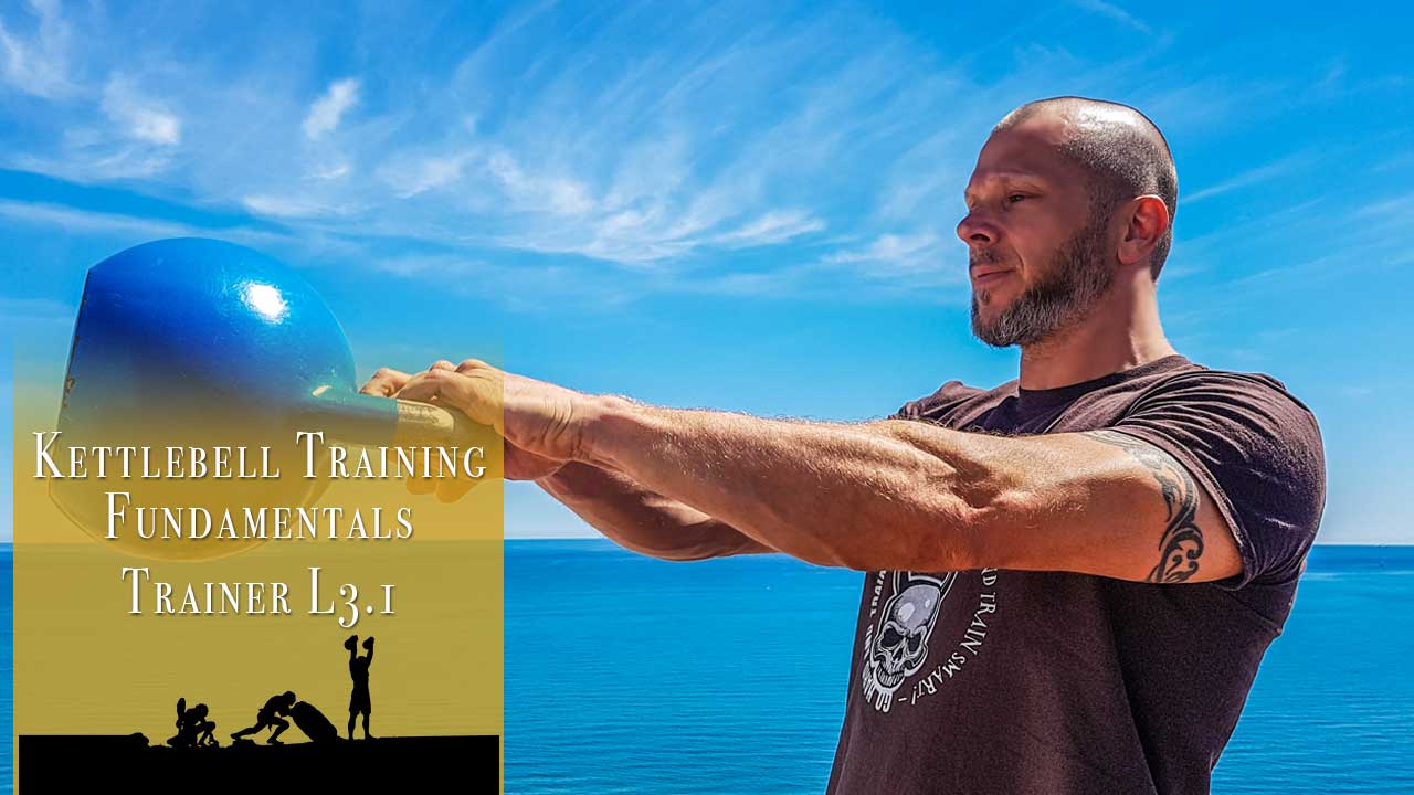 Kettlebell Training Fundamentals Course Cover