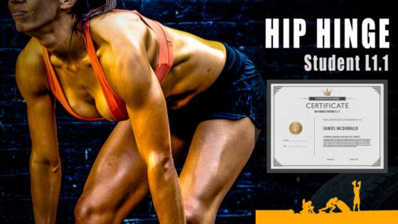 Hip Hinge Student L1.1 Certification