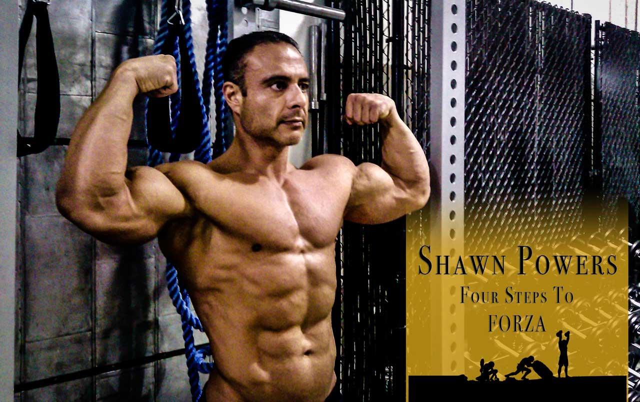 Shawn Powers