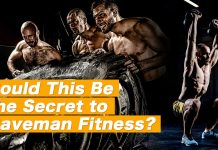 Secret to Caveman Fitness