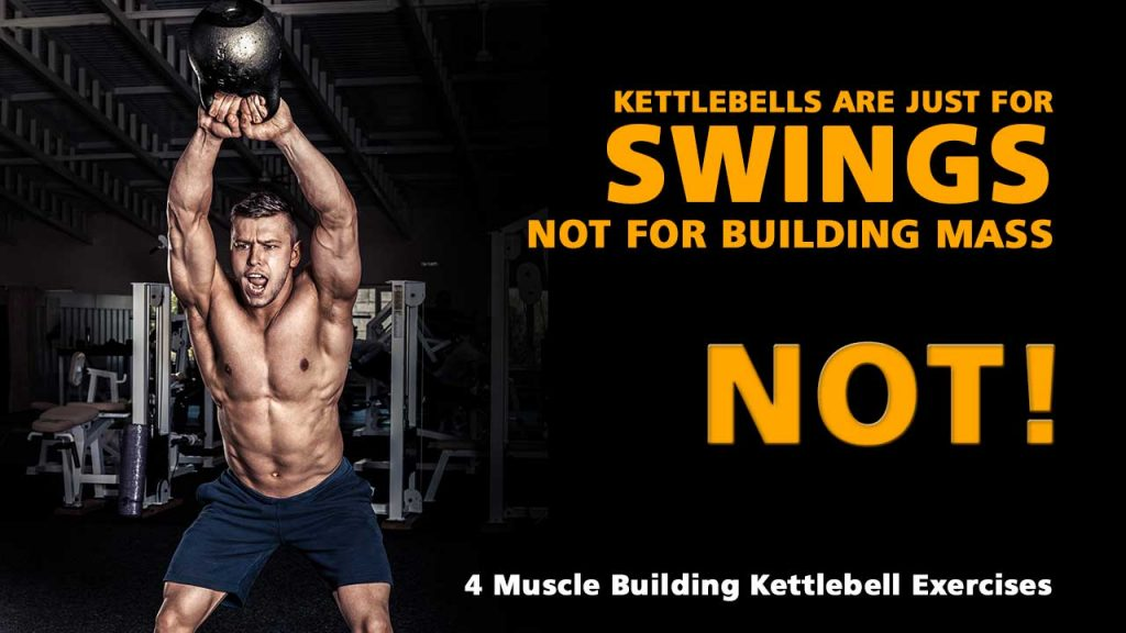 Kettlebells are just for swings
