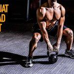 Squat dead lift