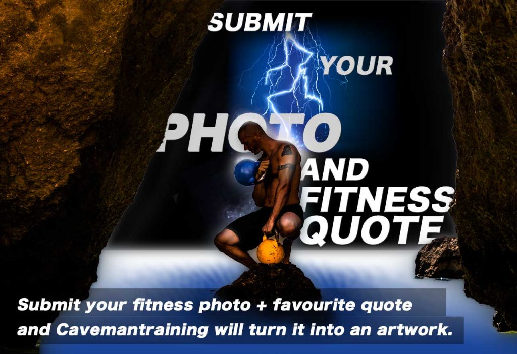 Submit your fitness quotes