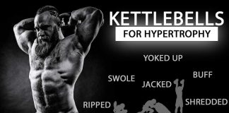 kettlebells for hypertrophy