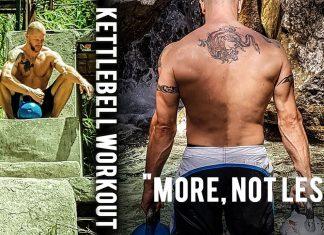 Kettlebell workout - More, Not Less