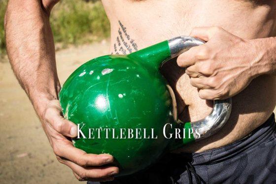 Kettlebell Grips