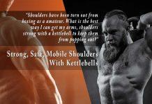 Kettlebells for shoulder rehab