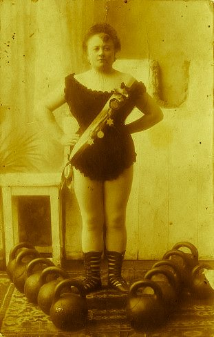 The history of the kettlebell