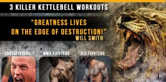 Three Killer Kettlebell Workouts