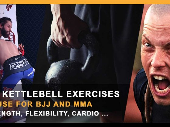 Kettlebells for MMA and BJJ