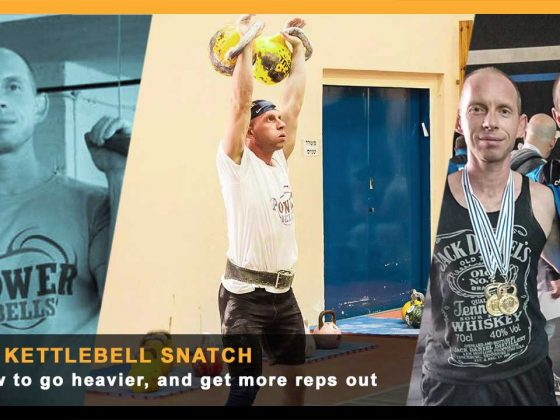 GS Kettlebell Snatch