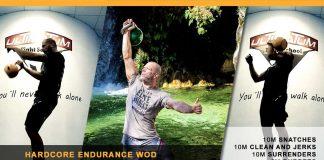 Hardcore Endurance WOD