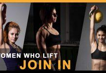 Women Who Lift