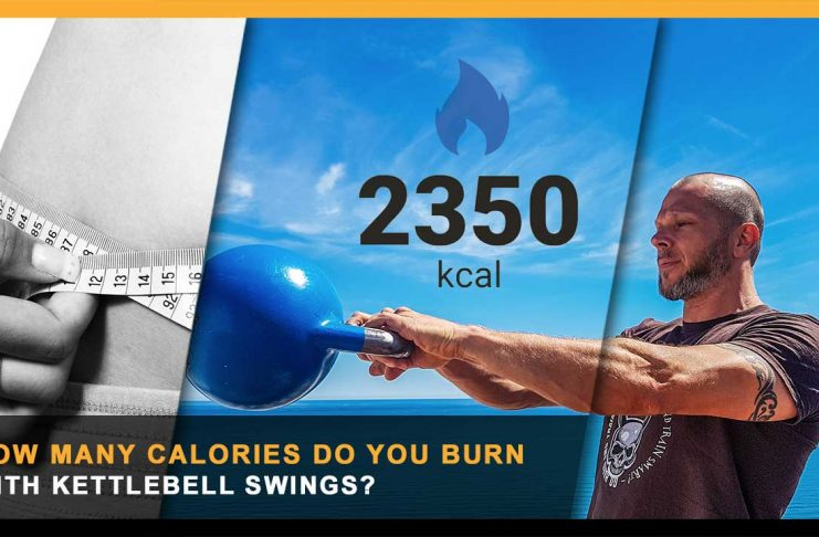 How Many Calories Do You Burn with Kettlebell Swings?