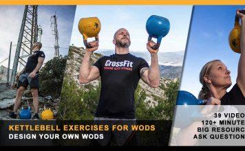 Kettlebell exercises for wods