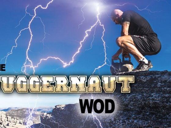 The Juggernaut WOD Functional Fitness Workout