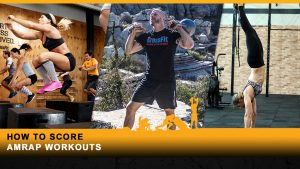 How to score AMRAP workouts