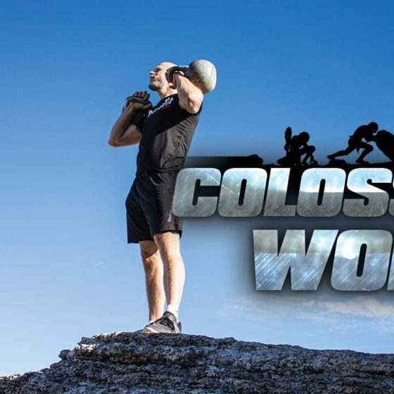 Colossus WOD Functional Fitness Workout