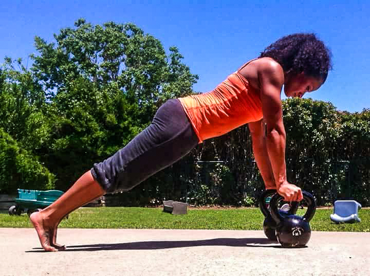 Kettlebell and fat loss