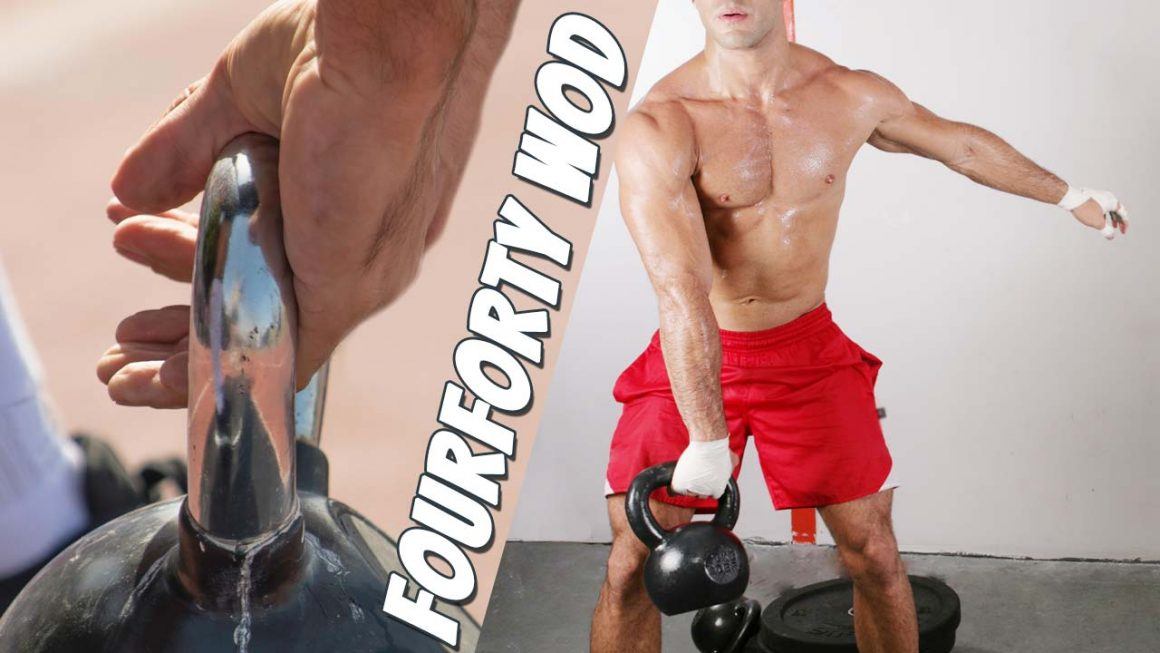 Fourforty WOD Functional Fitness Workout