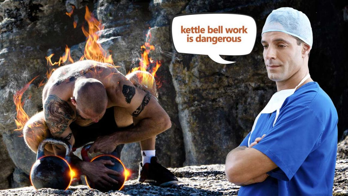 Are kettlebells dangerous?