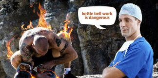 Are kettlebells dangerous?