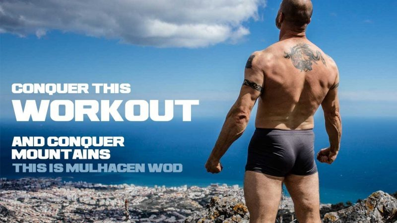 Mulhacen Workout Functional Fitness Workout