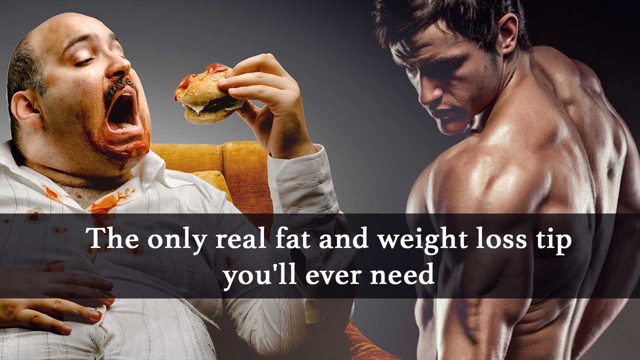 weight and fat loss tip